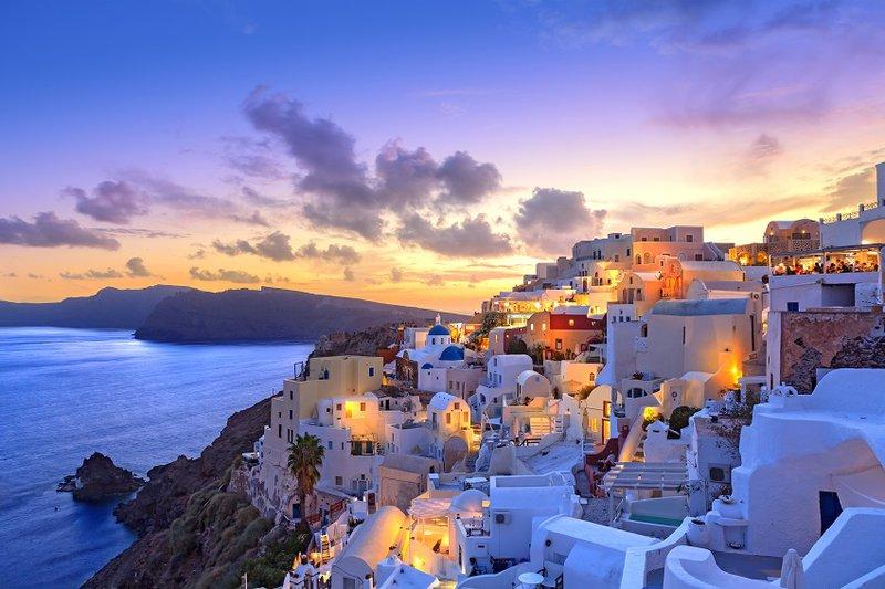 Wereldwonderen zien in 2019 - Santorini