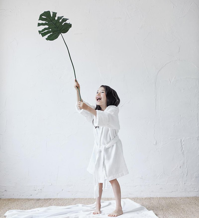兒童浴巾 |  hug+