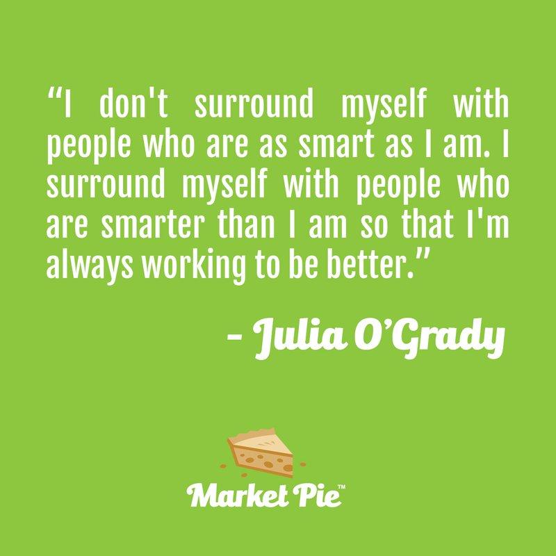 Julia O Grady Quotes