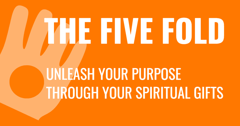 unleash your purpose through your spiritual gifts