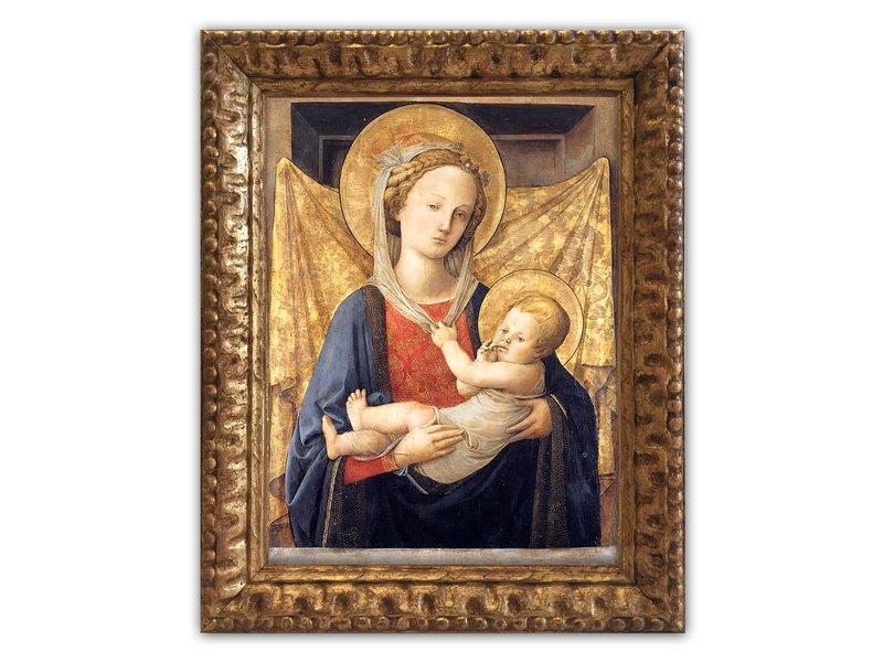 Lippi, Madonna col bambino