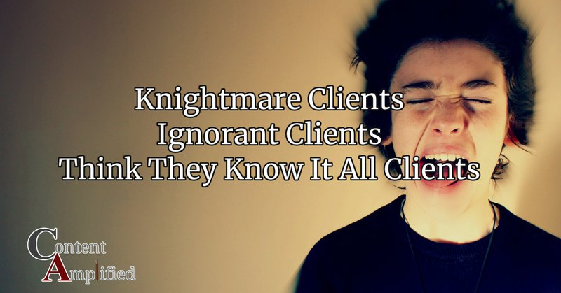 nightmare clients
