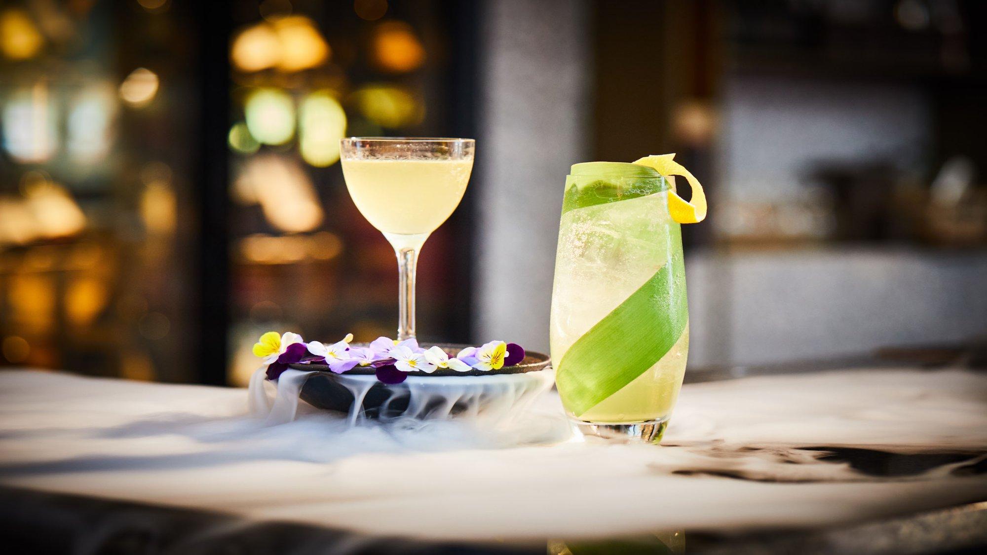 New Spring cocktails at Kiyomi