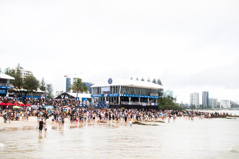 Gold Coast event to remain Quiksilver Pro