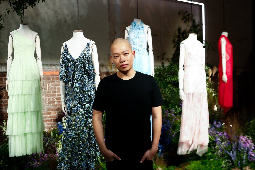 Jason Wu at his Spring / Summer 2019 Presentation