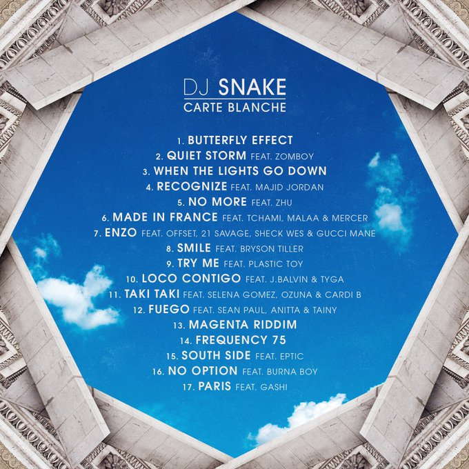 Tracklist%20for%20DJ%20Snake%27s%20Carte%20Blanche%20album