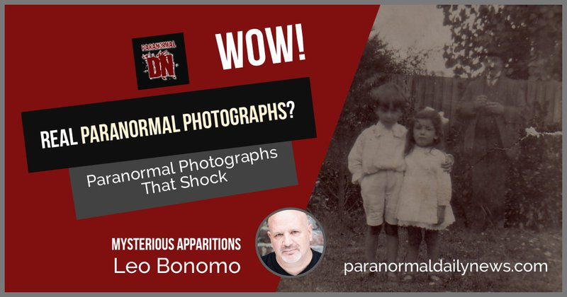 paranormal photographs