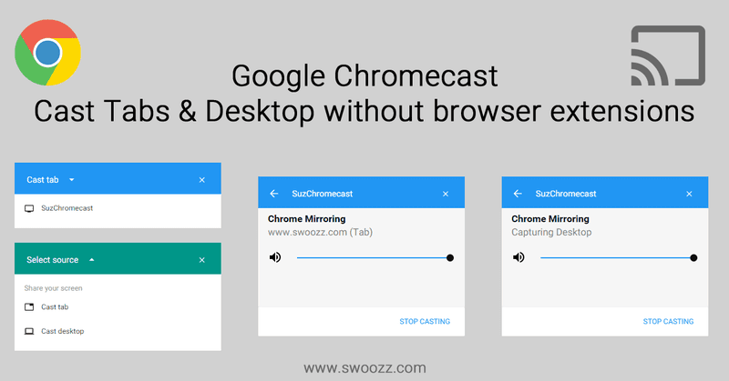 How to use Chromecast on a laptop in 2019 - LaptopsGeek