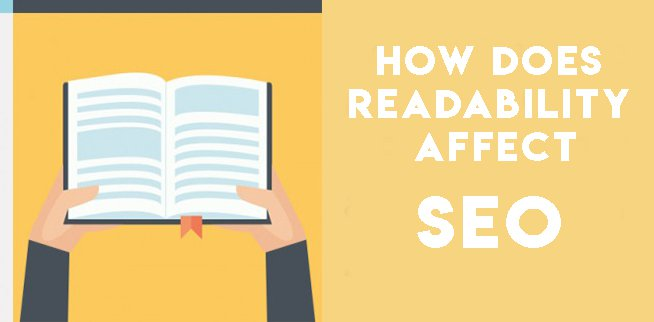 How does readability affect SEO