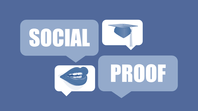 Using Social Proof to convert better