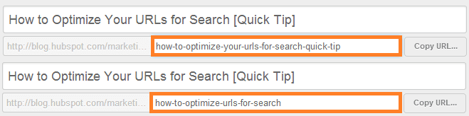 optimization for What is an SEO slug