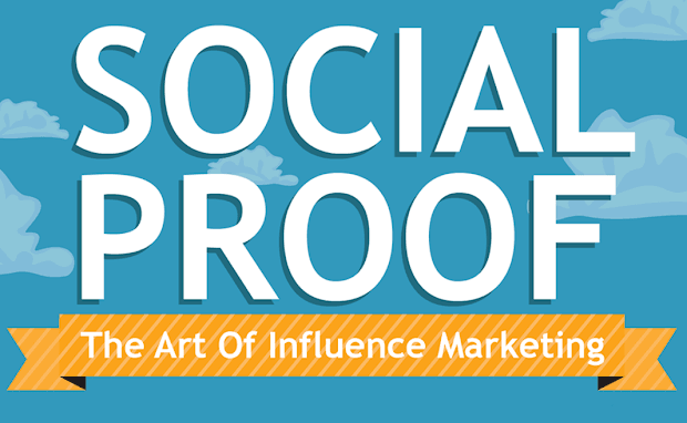 Use Social Proof marketing