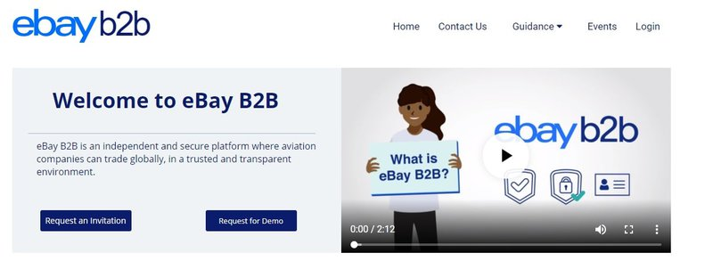 marketplace b2b eBay