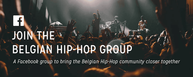 Belgian hip-hop group - discover more Belgian hip-hop tracks