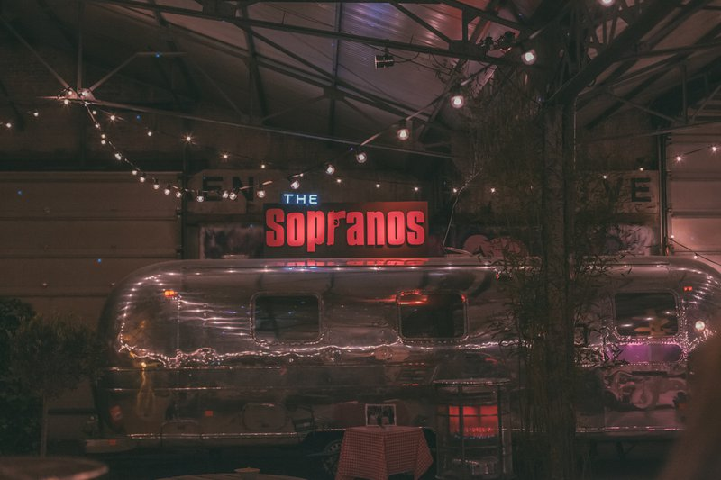 The Sopranos - Telenet Trailerpark