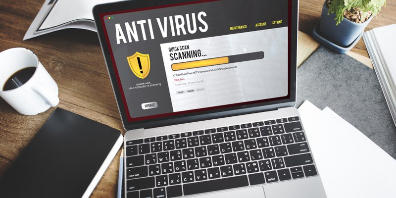 WordPress Security starts at home with antivirus on your computer