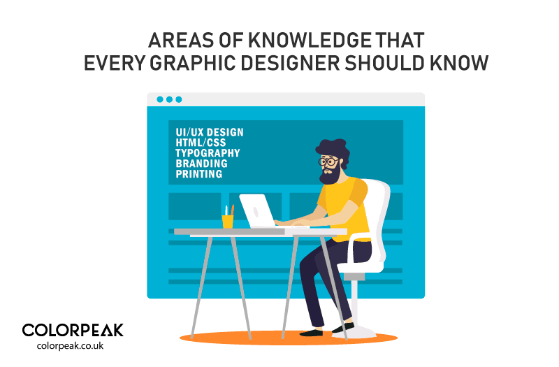 Areas of knowledge that Graphic Designer should know