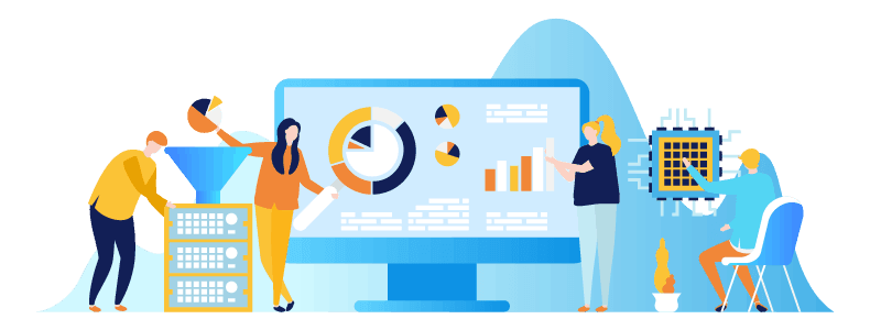 Data analysis in marketing automation