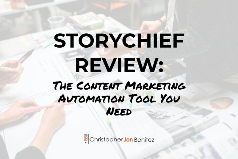 StoryChief Review