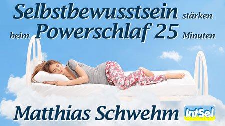 Powerschlaf zum Selbstbewusstsein stärken