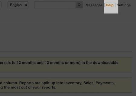 Amazon Inventory Problem