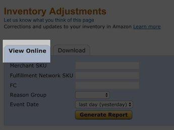 Amazon Damaged Inventory Issue