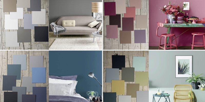 kleuren en stijlen