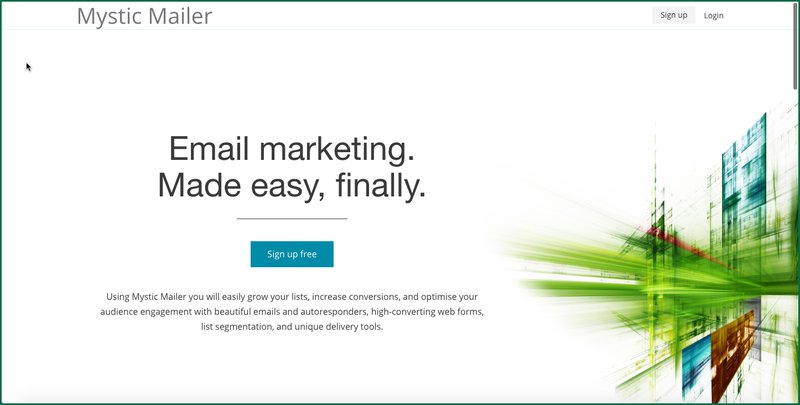 Use MysticMailer to get great Black Friday results
