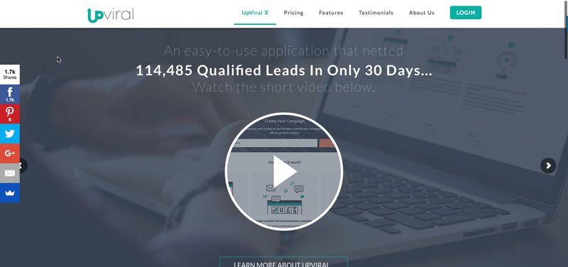 use upviral to get great black friday results