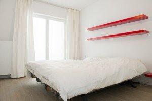 Modern appartement met zeezicht in Oostende