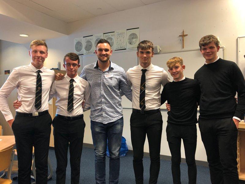 Glasgow Warriors Adam Ashe