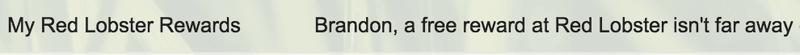 Personalizacija naslova e-maila