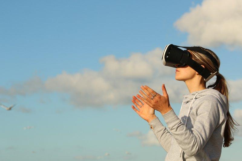Wow Canggih Nya Teknologi VR Terbaru Youtube