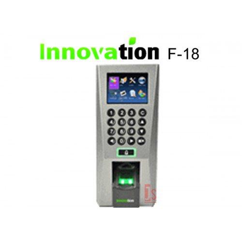 FPInnovationF18 500x500 23ce8d2a3af59414bee411b2df18f422 800 - Innovation F18 Akses Kontrol Murah + Mesin Absen, Harga Cek Disini!