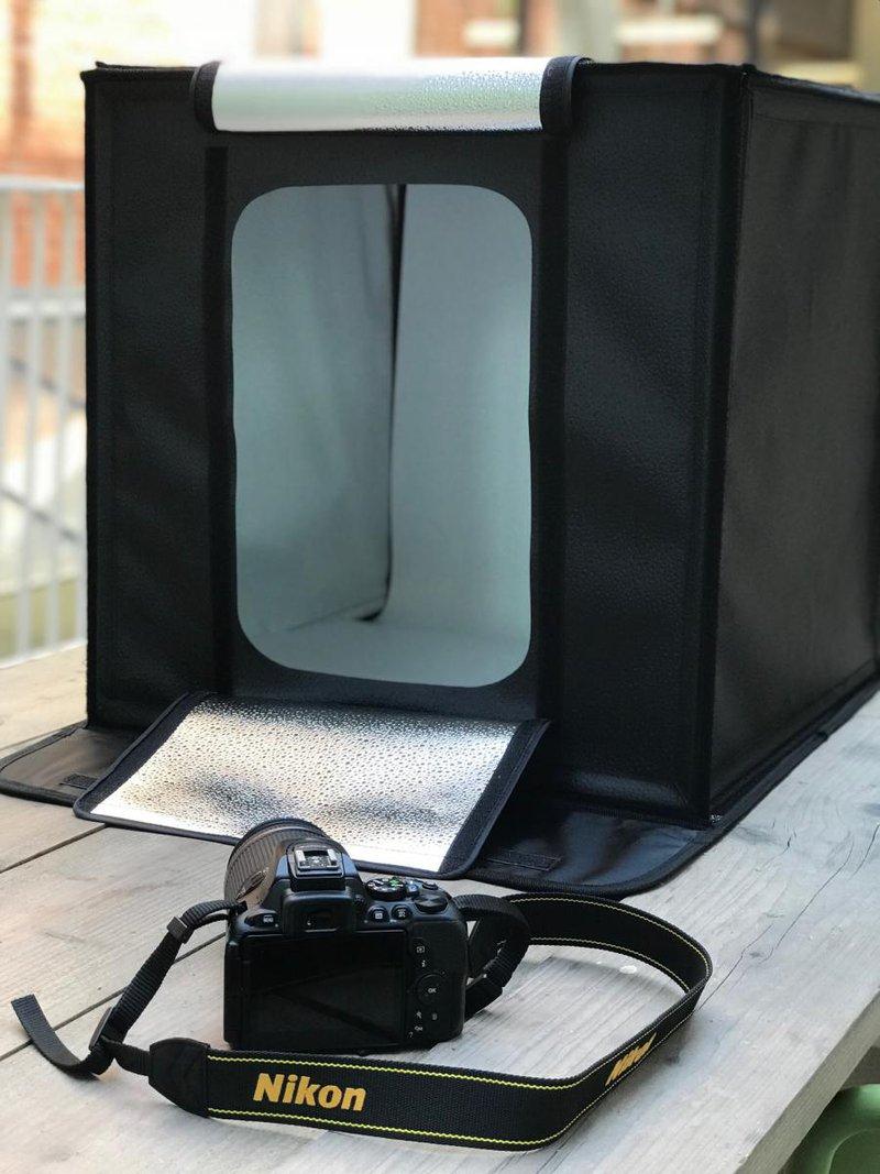 productfotografie fototent