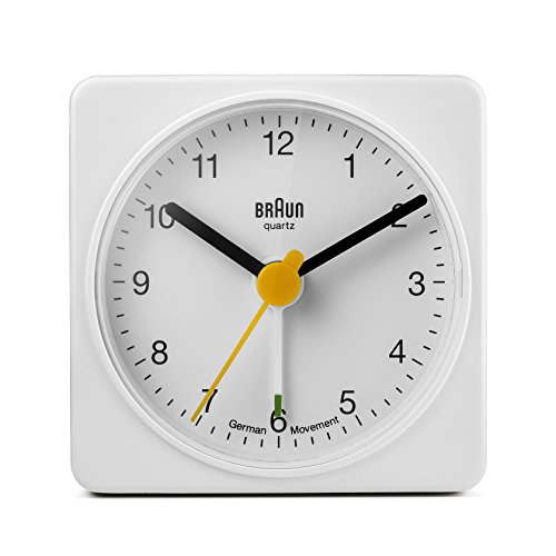 braun clock scheduling