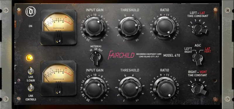 mix:analog Fairchild 670