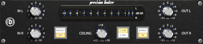 mix:analog Presision Series Limiter