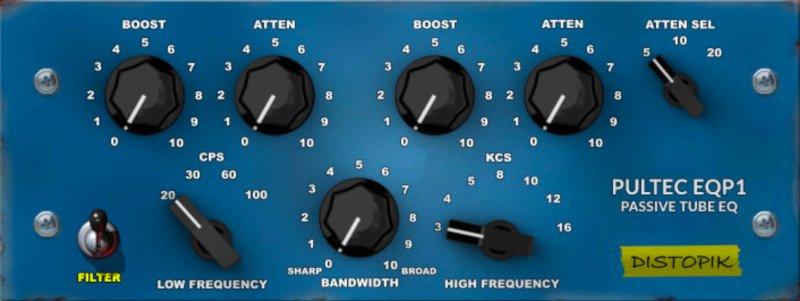 mix:analog Pultec