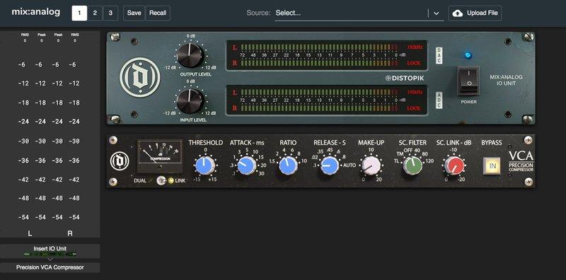 gold can vca in studio app