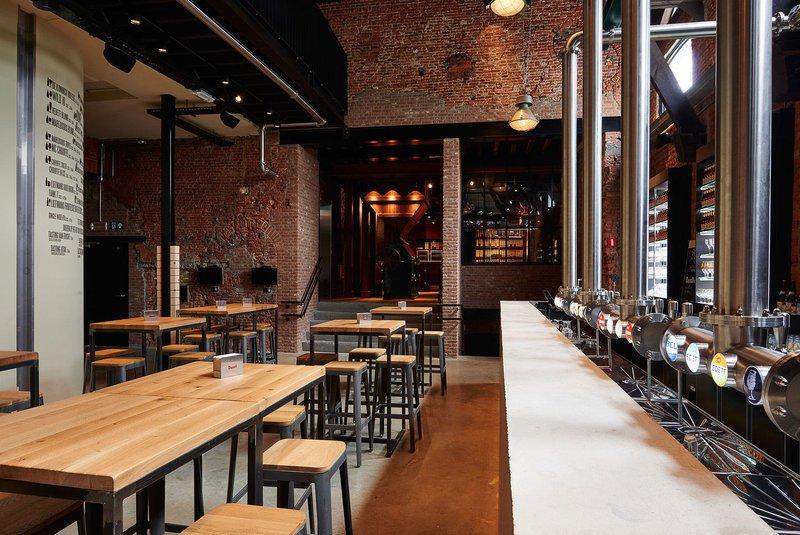 Brouwerij De Konick Antwerpen authentieke feestzaal - House of Weddings