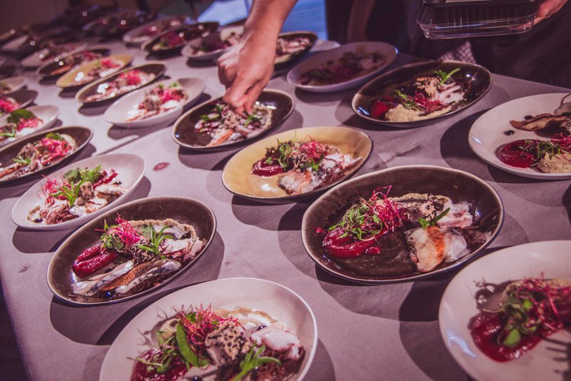 Table d'Ho. Hippe koreaanse foodtrucks met lekker en gezond eten. -House of Weddings
