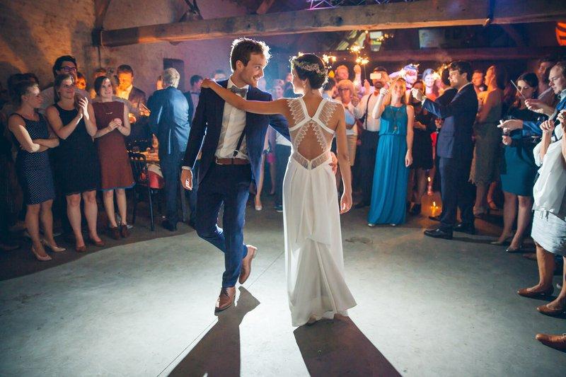 Interactieve huwelijksbeleving - Openingsdans - Dansen - House of Weddings