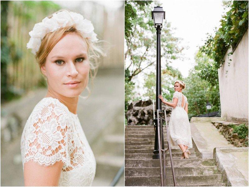 Bloemenkapsels voor bruidsmeisjes - House of Weddings