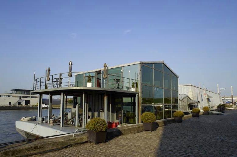 De Ark - Industriële feestzaal te Antwerpen - Huwelijksfeest - House of Weddings