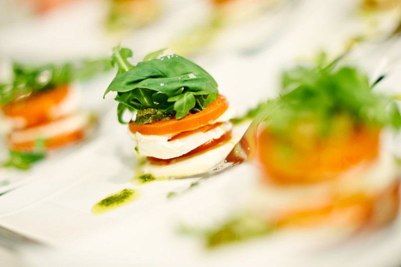 Vegetarisch Koken - Vegetarische catering - Catering Trends - House of Weddings