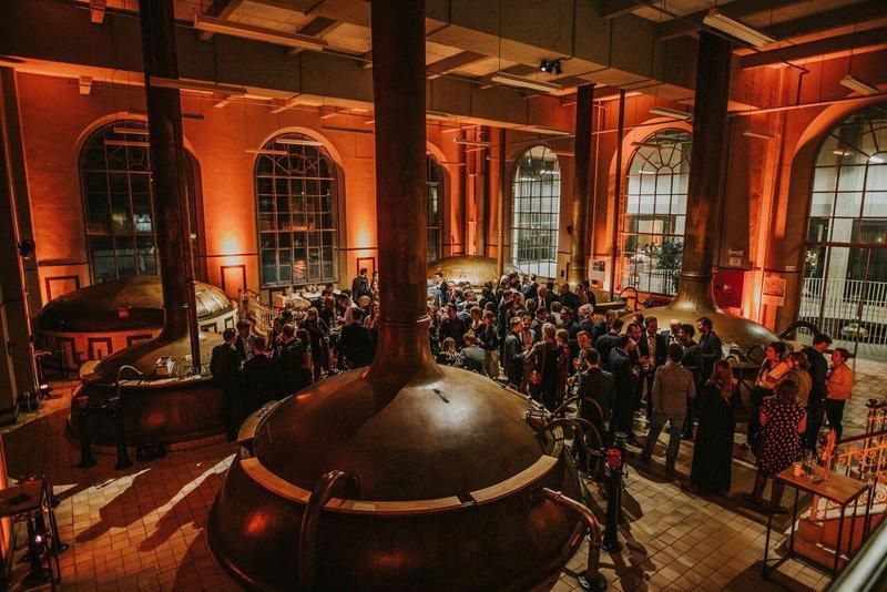 Brouwerij als feestzaal - De Hoorn - House of Weddings