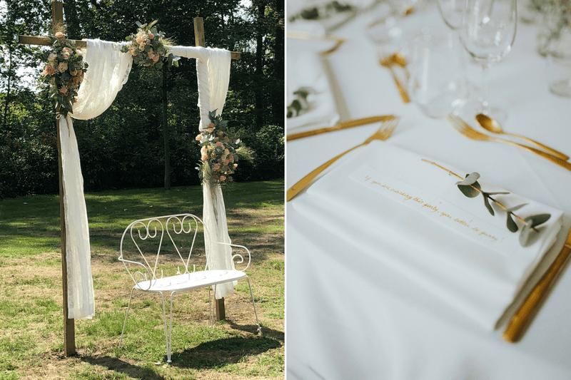 Hof ten Laere - Je provence in antwerpen - House of Weddings