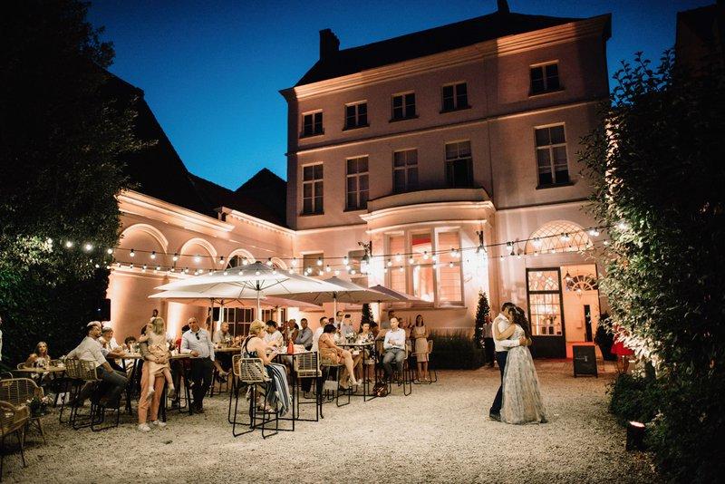 Openingsdans in Brugs stadspaleis - Huis Empire - House of Weddings