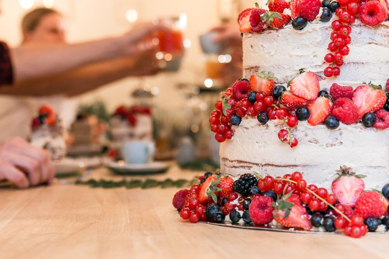 Madam Bakster - Huwelijkstaart - Bruidstaart - House of Weddings
